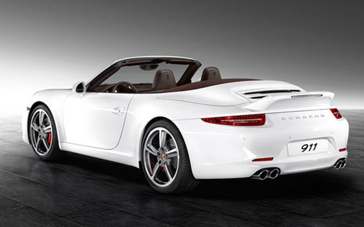 Porsche Exclusive Unwraps 2013 911 Carrera S Powerkit With 30 More