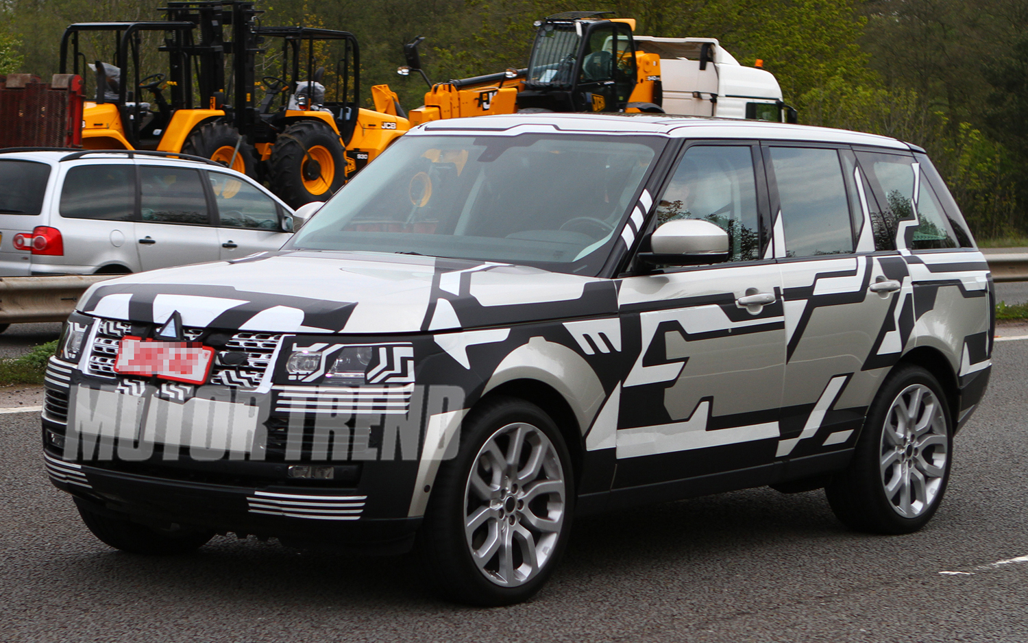 We Hear Seven Seat Range Rover Evoque Range Rover Sport In Works