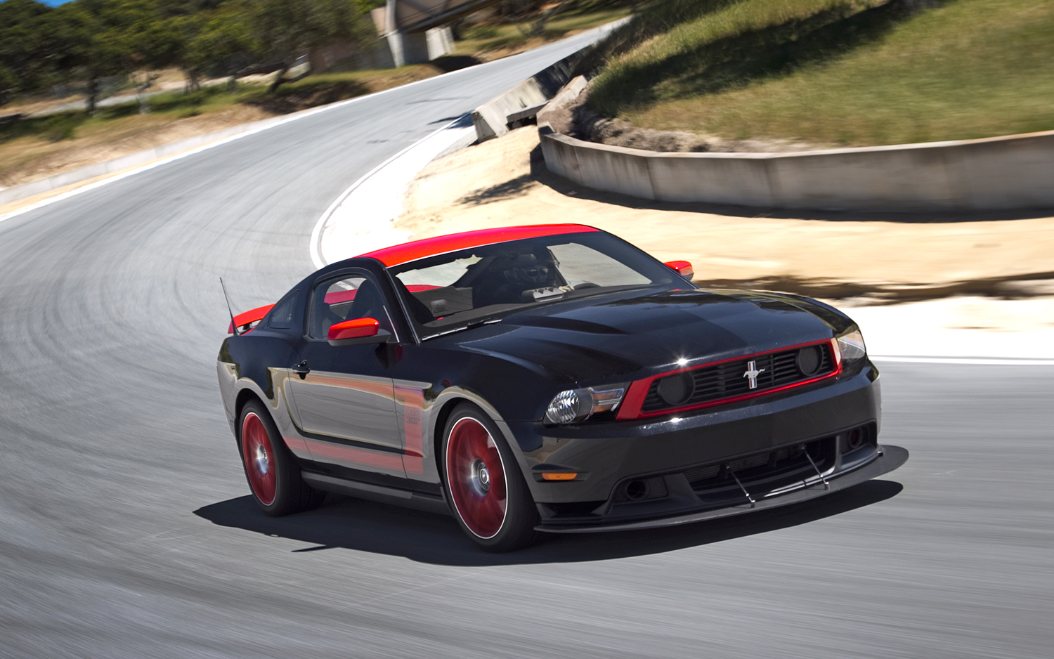 2012 ford mustang boss 302 141 06 motortrend