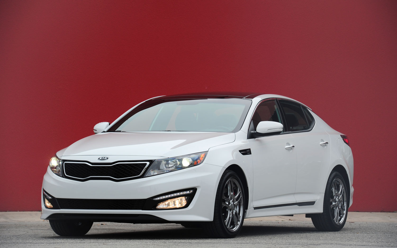 2013 Kia Optima Limited Priced at $35,275, On Sale Now
