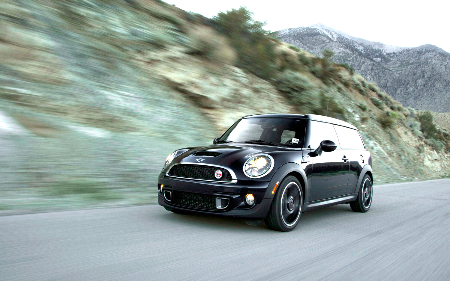 2012 Mini Cooper S Clubman Hampton First Test Motortrend