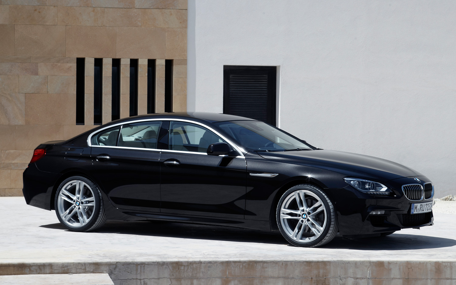 Confirmed BMW M6 Gran Coupe Launching In 2013
