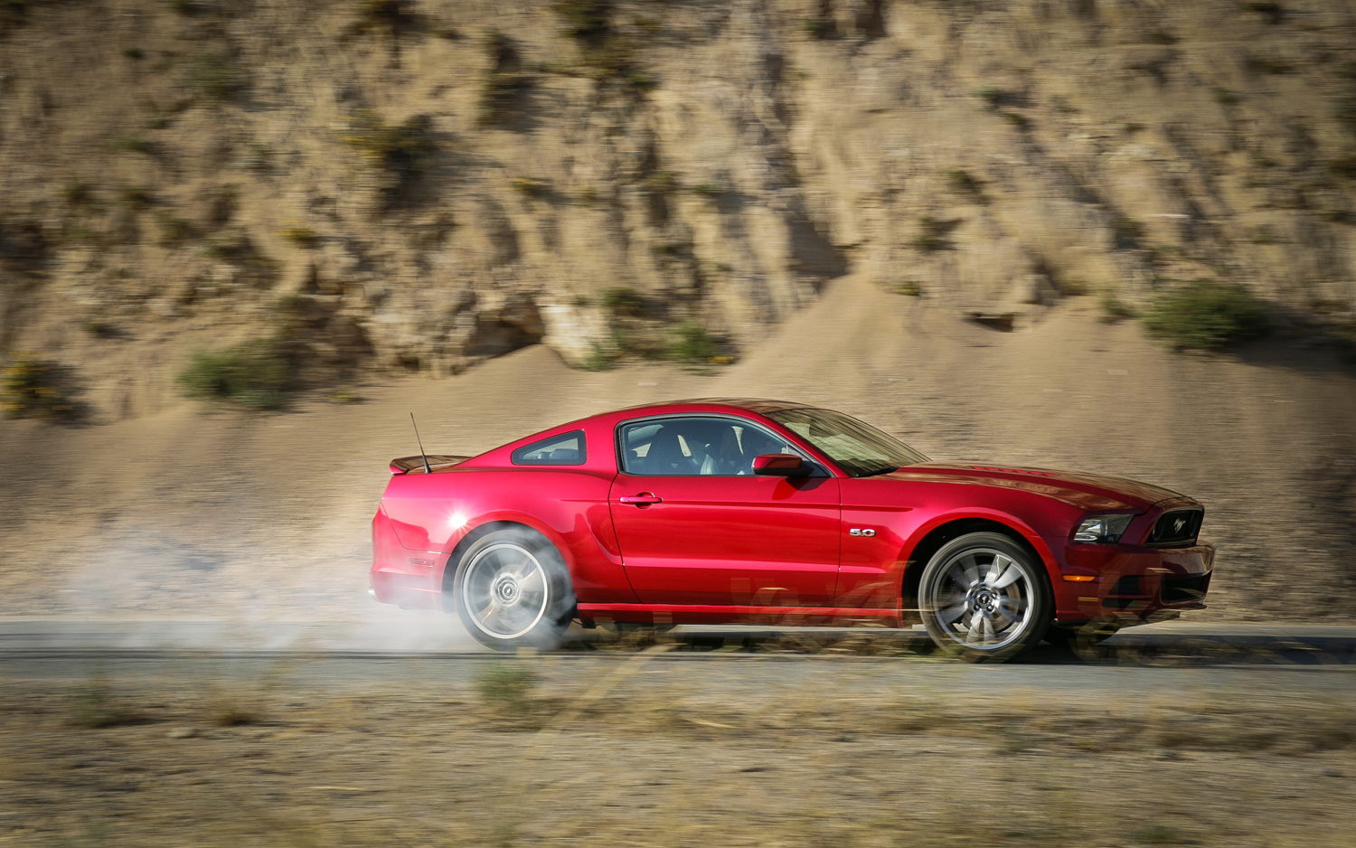 Ford Mustang Gt Premium First Test