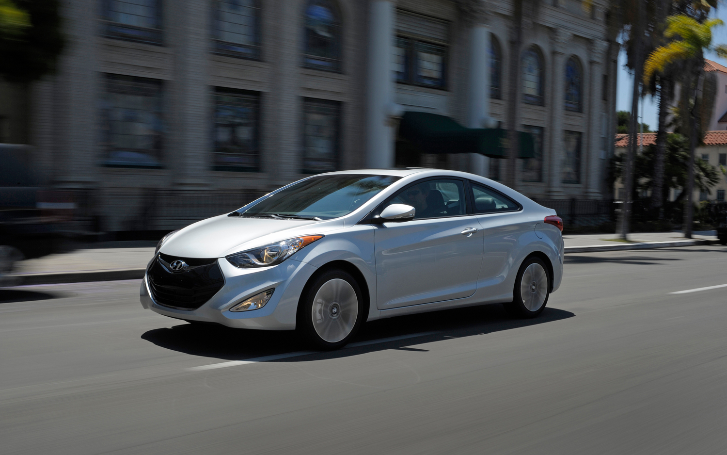2013 Hyundai Elantra Coupe First Drive