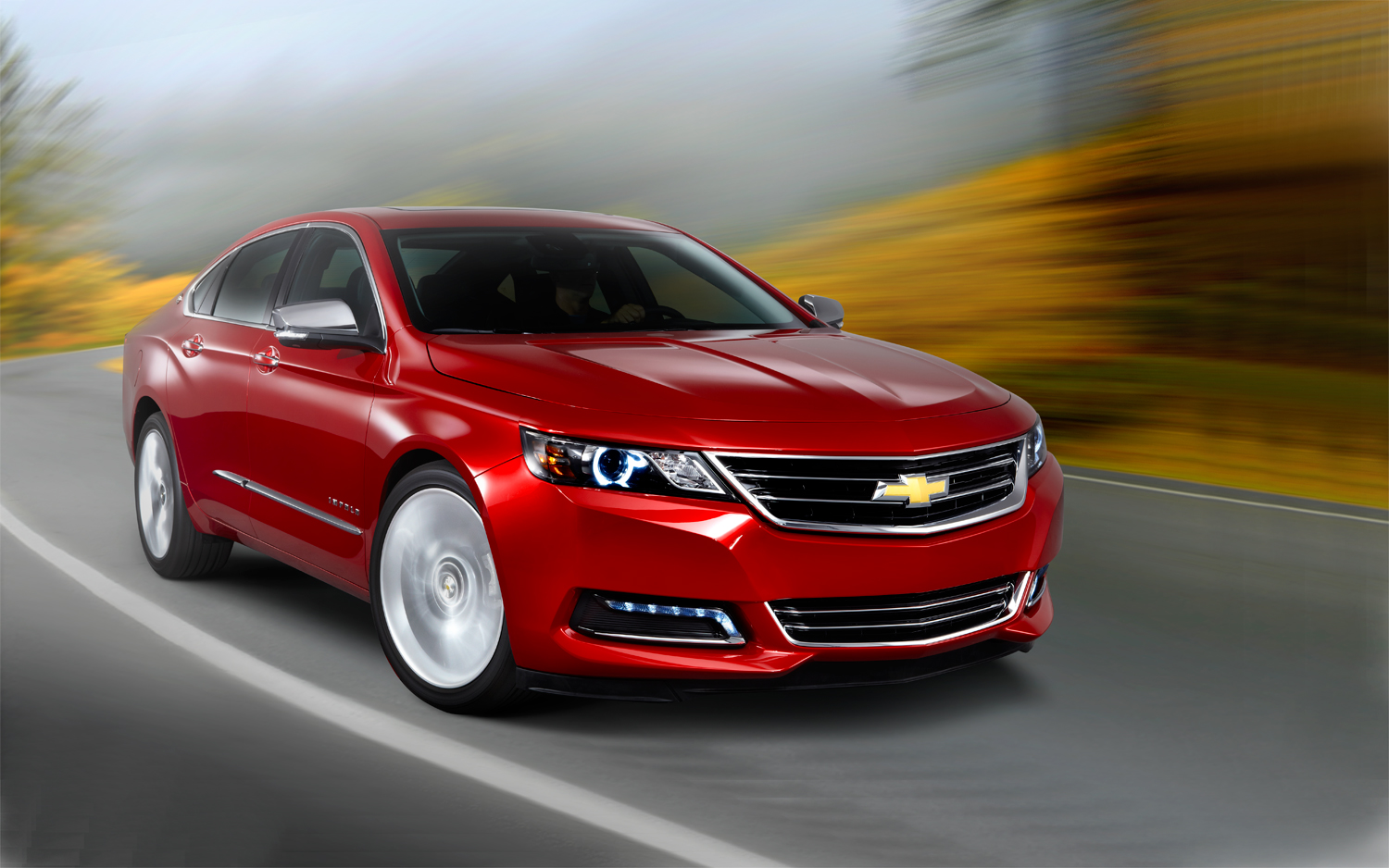 2014 Chevrolet Impala In Depth