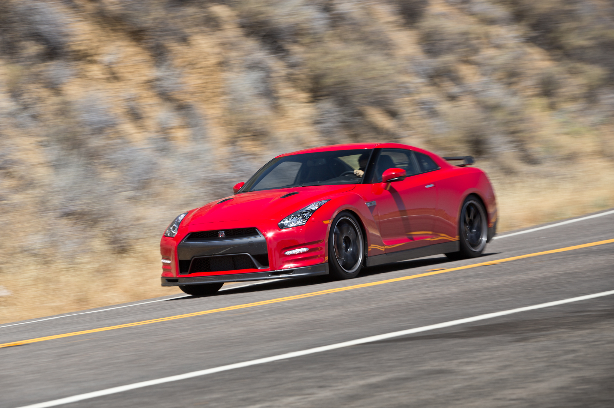 2014 Nissan GT R Track Edition   1:36.63