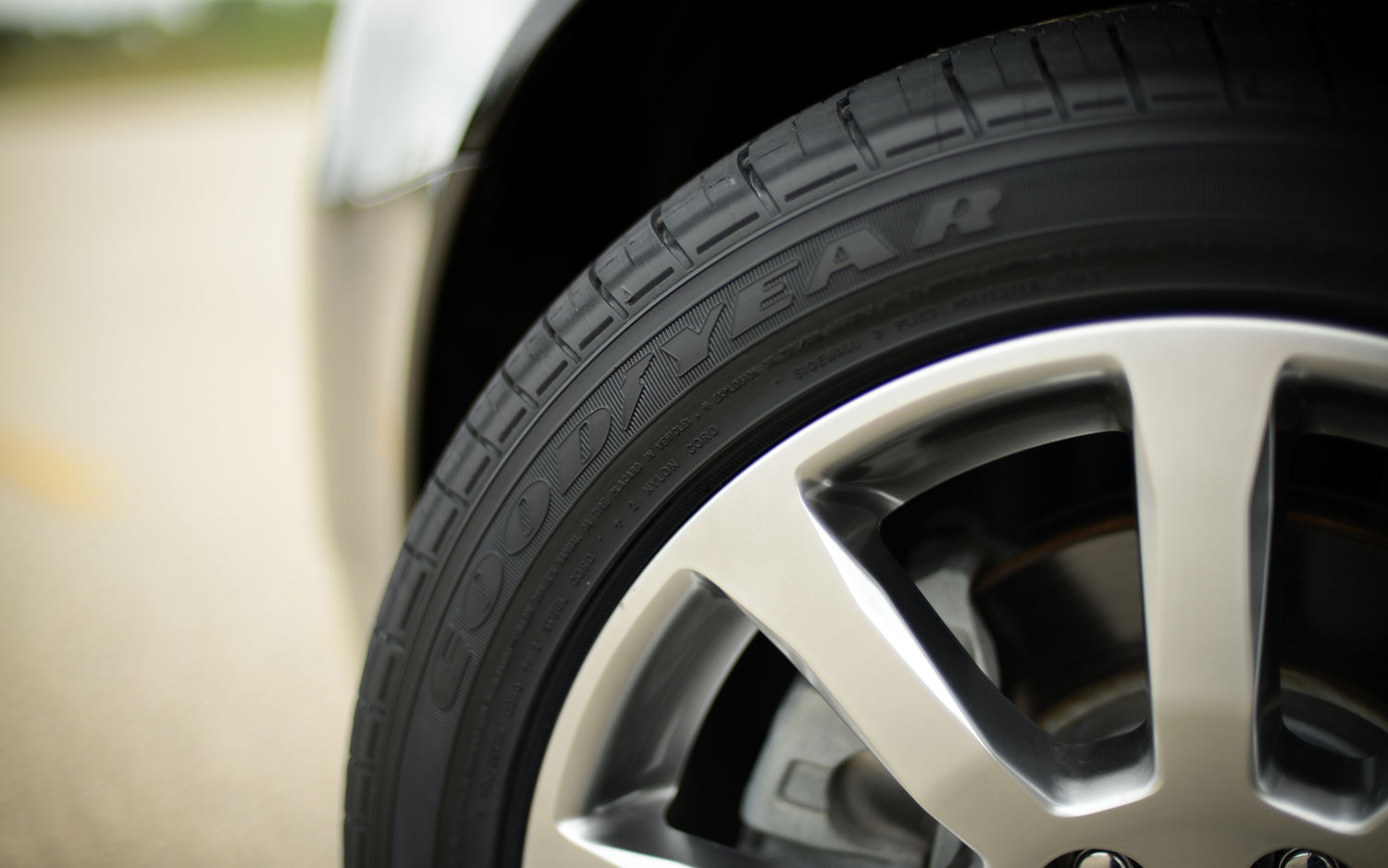 Goodyear Develops Tires That Use Soybean Oil In Place Of Petroleum