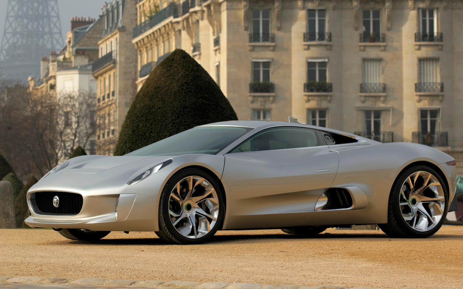 We Hear: Jaguar C-X75 Will Rev to 10,000 RPM, Use 500-HP 1 ...