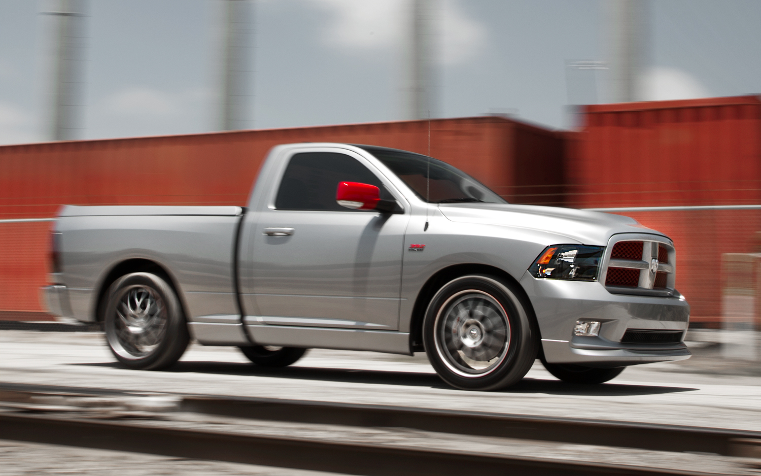 Ram 392 Quick Silver Concept First Test - Motor Trend