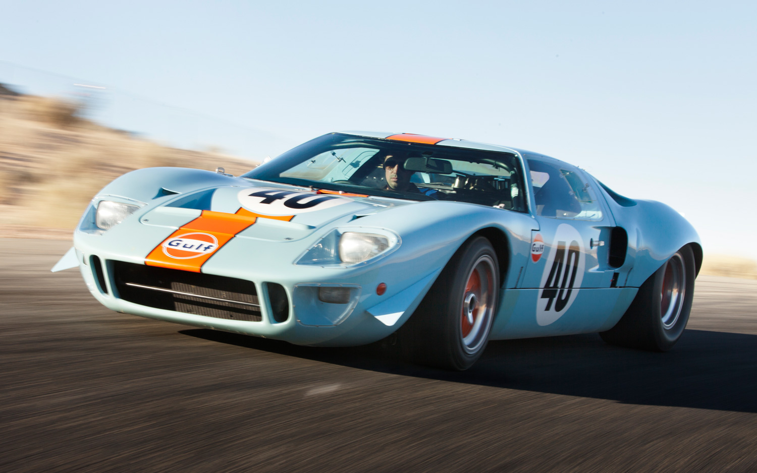 Ford GT40 \