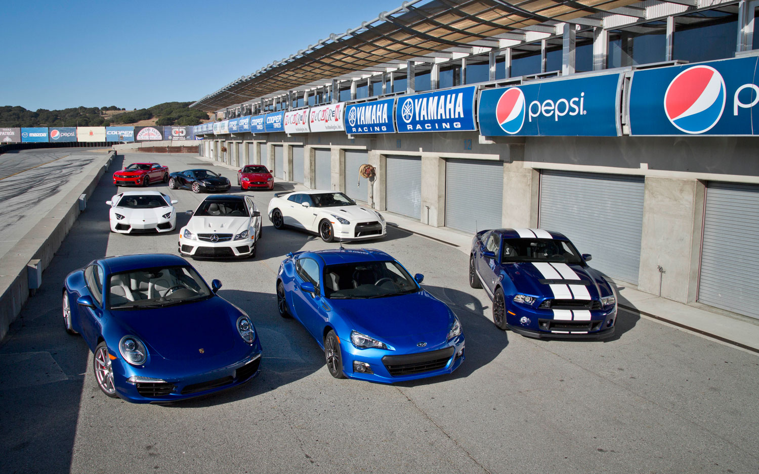 Best Driver's Car 2012: Camaro ZL1, Shelby GT500, Seven Others ...