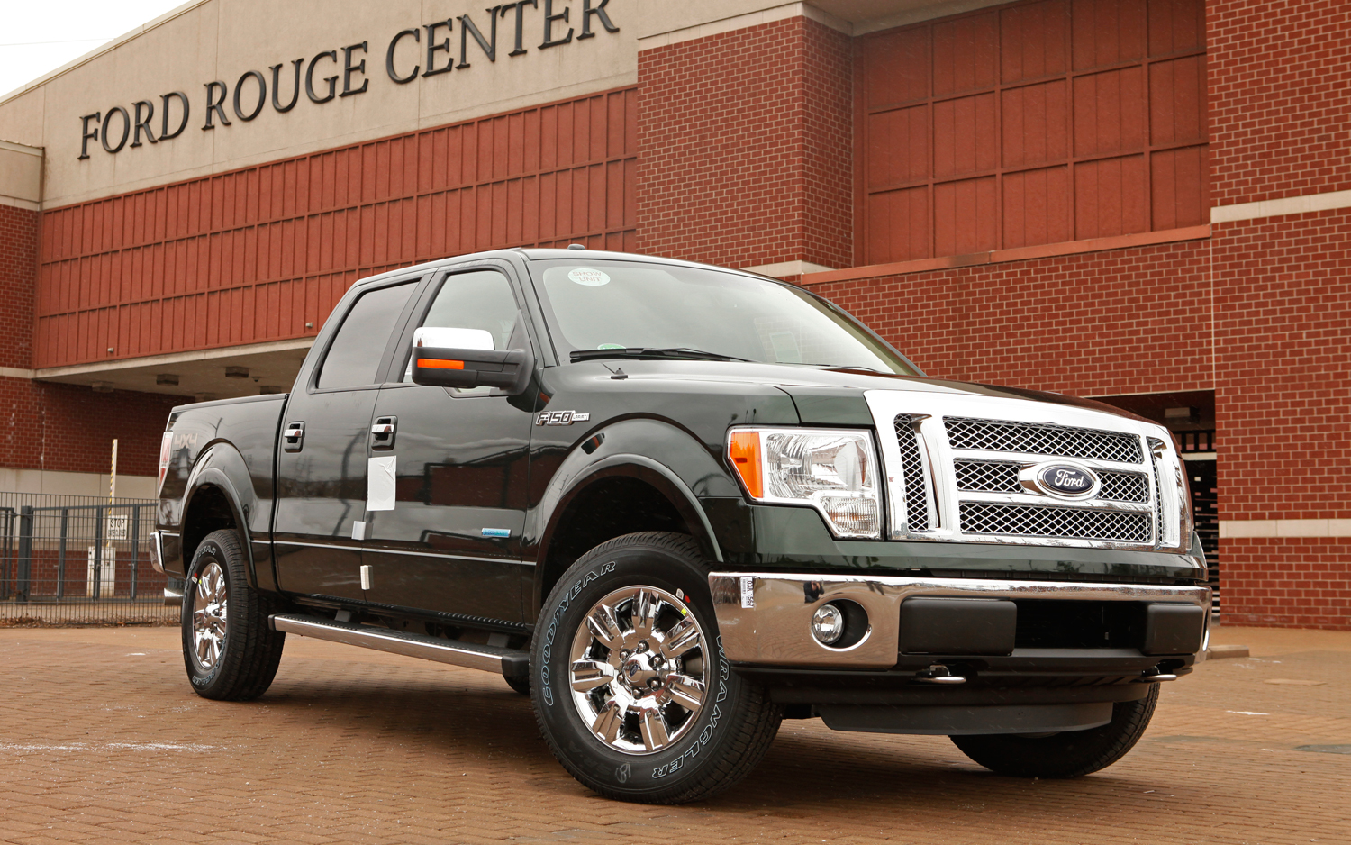 2012 Ford F 150 Lariat 4x4 Ecoboost Build Up And Arrival Motor Trend