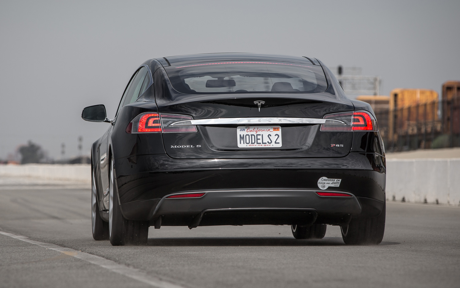 World Exclusive 2012 Tesla Model S Test And Range Verification