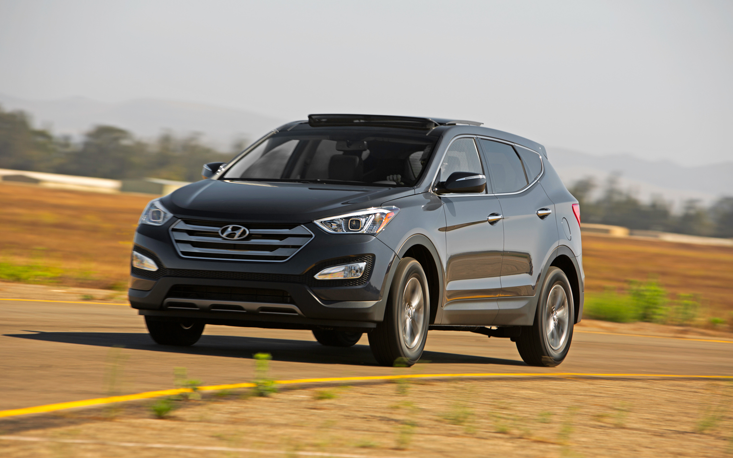 2013 Hyundai Santa Fe Sport First Test