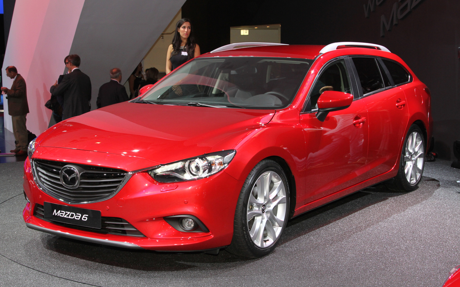 2014 Mazda6 First Look