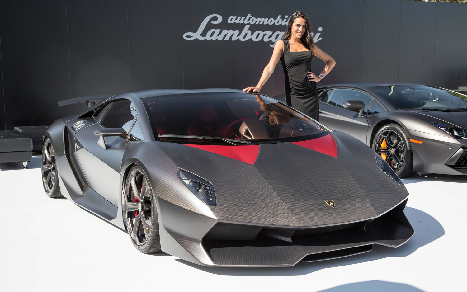 The Sixth Element Lamborghini Sesto Elemento S Carbon Fiber Tech