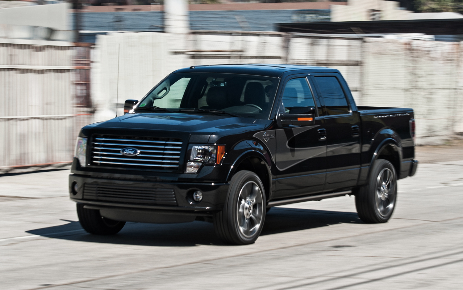 2012 ford f 150 supercrew harley davidson edition first test