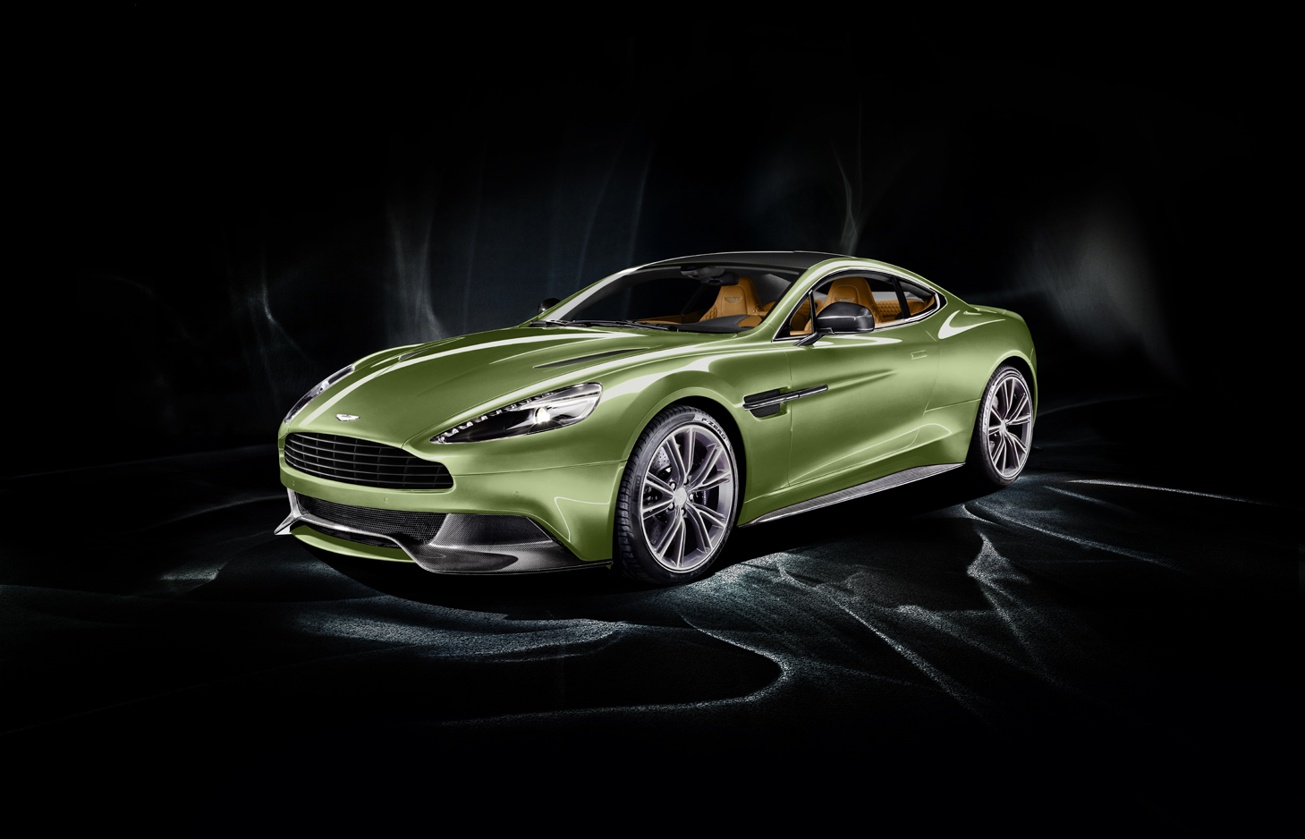 Video Find Aston Martin Shows Off The Vanquish From All Angles