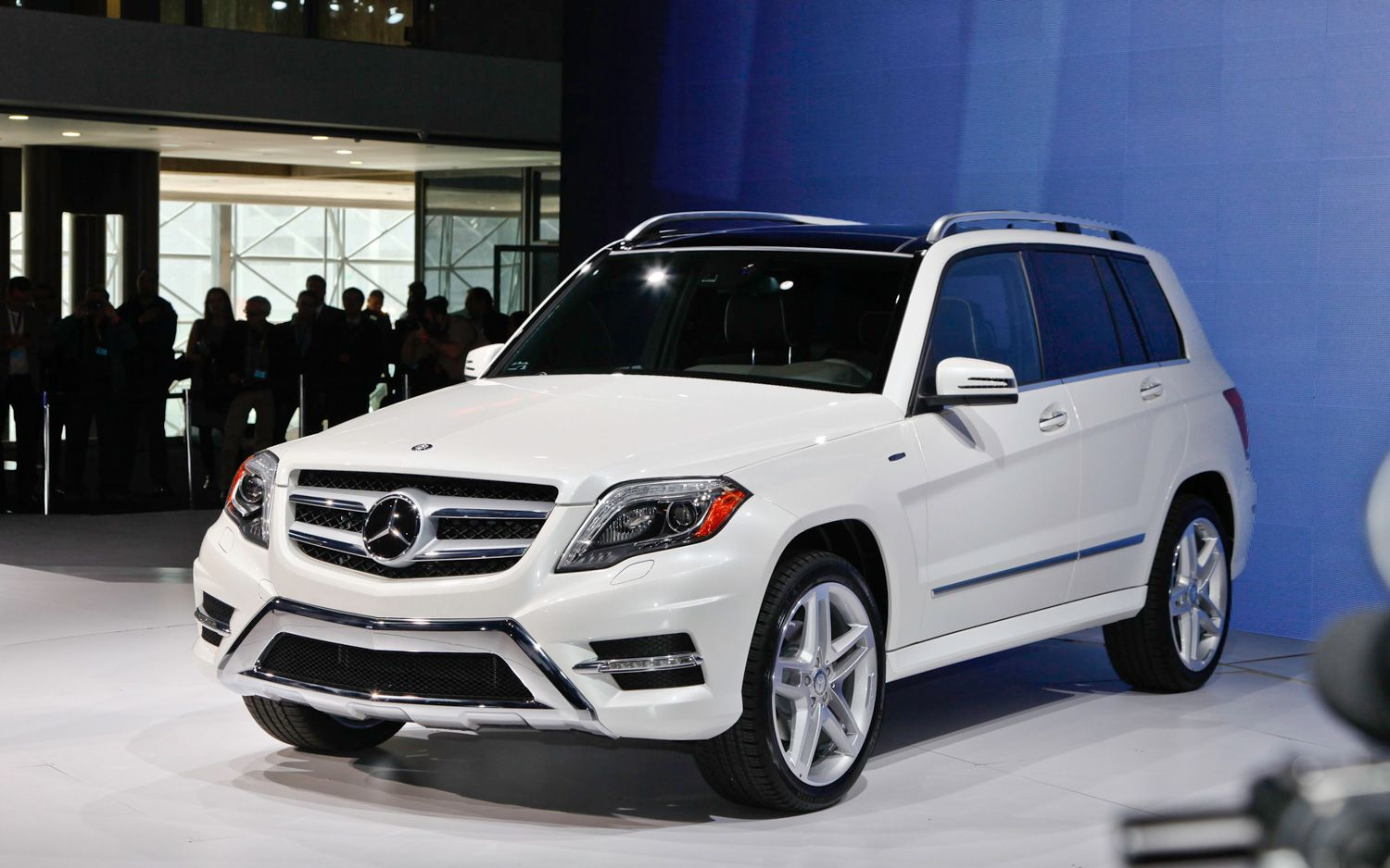 Report: Mercedes Benz May Make A Class Based Mini SUV