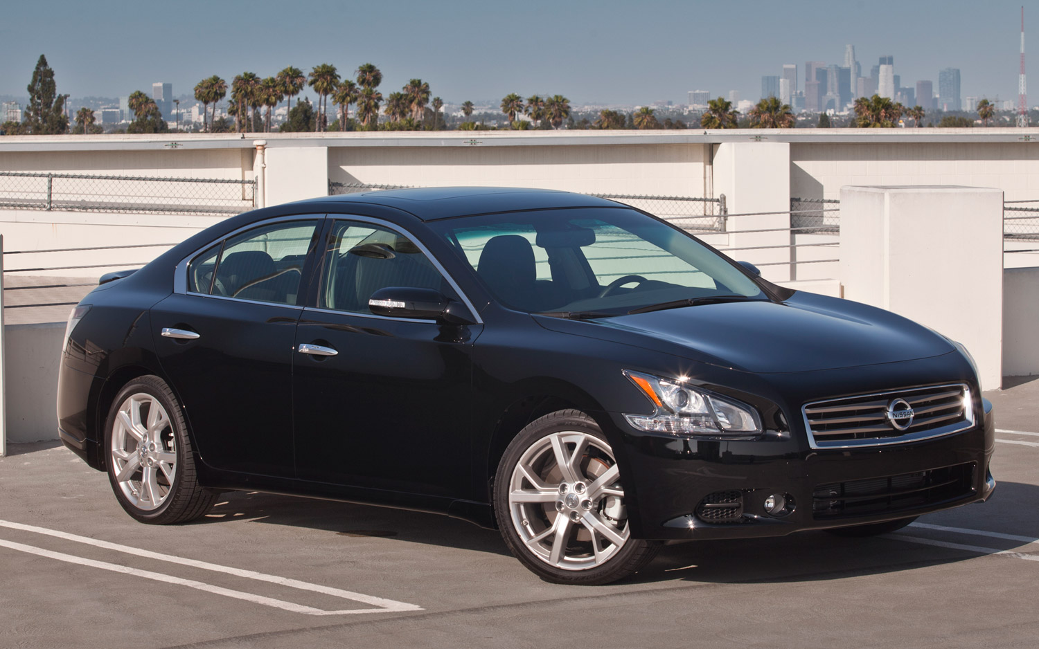 2013 Nissan Maxima To Cost $33,560, Maxima SV Price Drops By $40