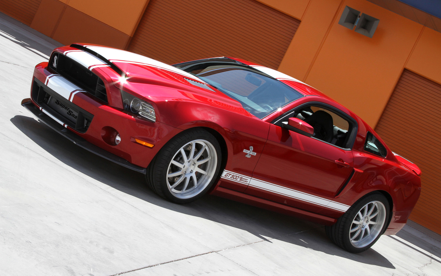 2013 Shelby Gt500 Super Snake Package Details Revealed Priced At