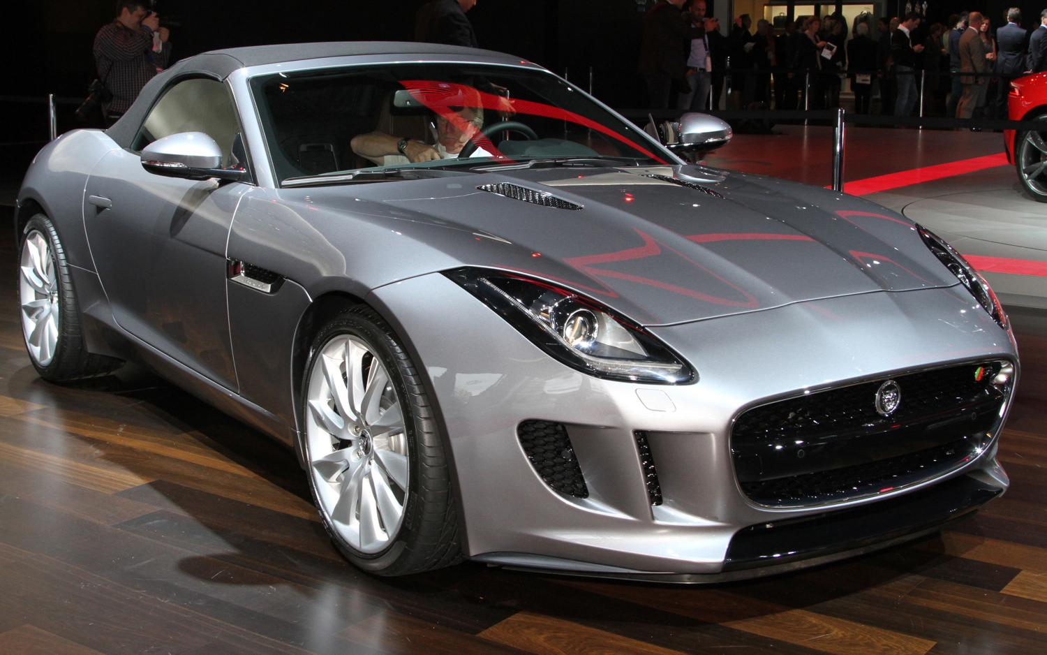 Nice 2014 Jaguar F Type First Look