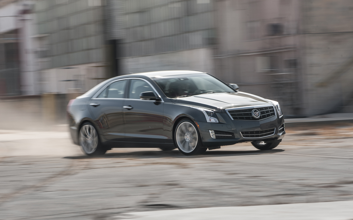 exclusive 2013 cadillac ats six speed manual transmission being rh motortrend com 2013 cadillac ats manual transmission for sale Cadillac CTS