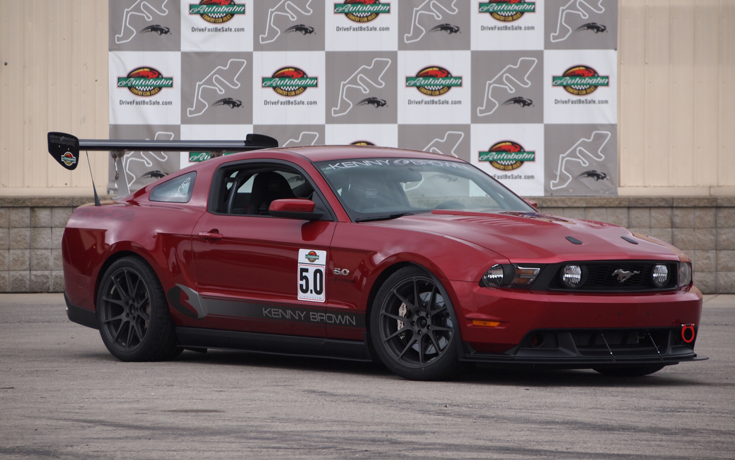 Kenny Brown Tuned Mustangs From Track Day Special To Porsche Gt3 Rs