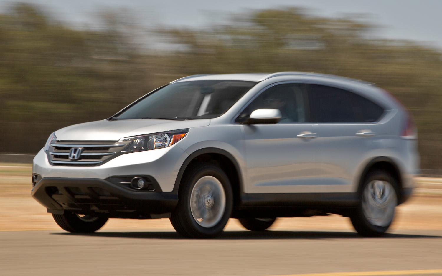 2013 Motor Trend Sport Utility Of The Year Contender Honda CR V