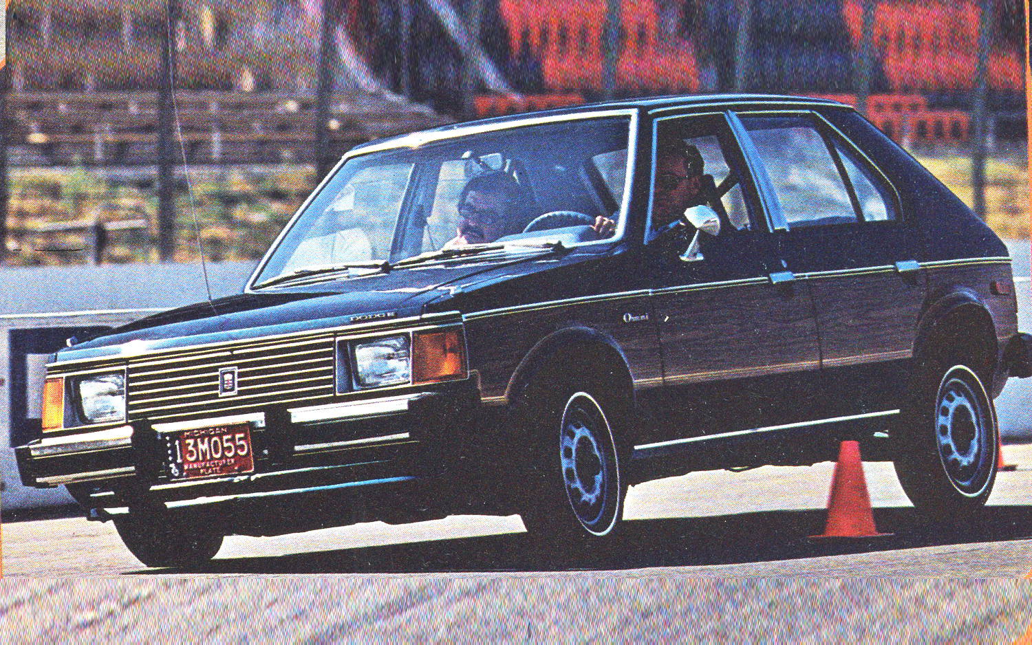 Past Car Of The Year Winners Motor Trend 89 Dodge Omni Wiring