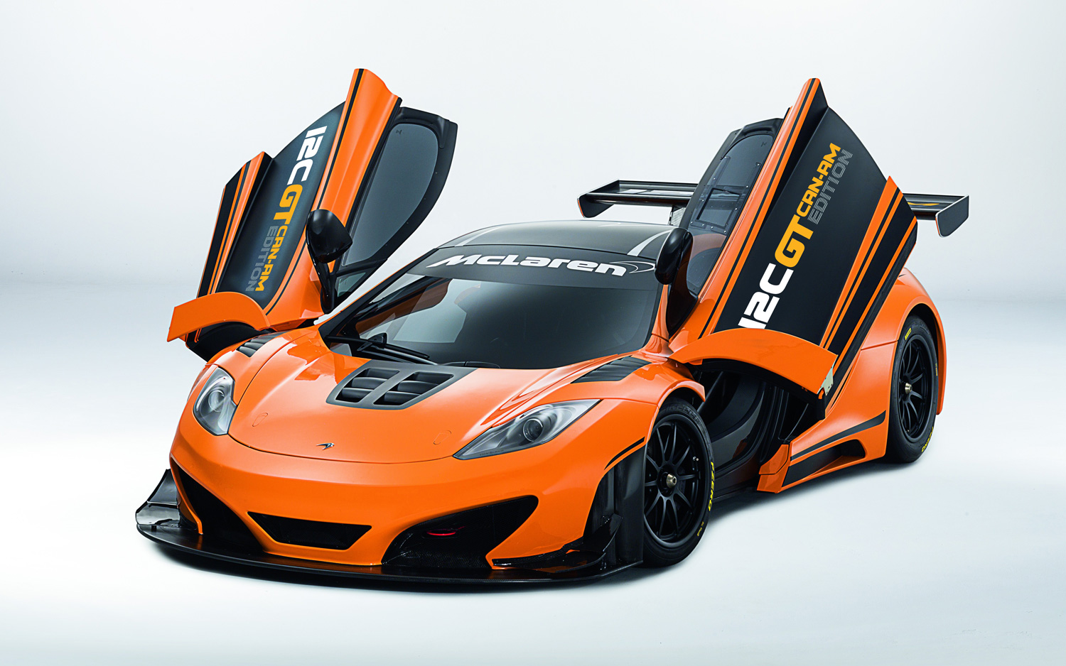McLaren To Build Limited Run of 12C GT Can-Am Edition - Motor Trend