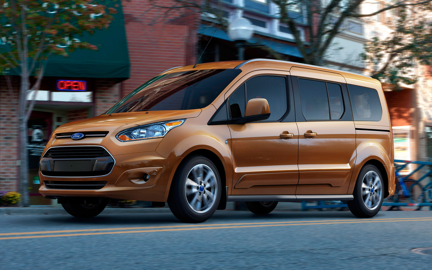 Thread of the day 2014 ford transit connect mazda5 or larger minivan