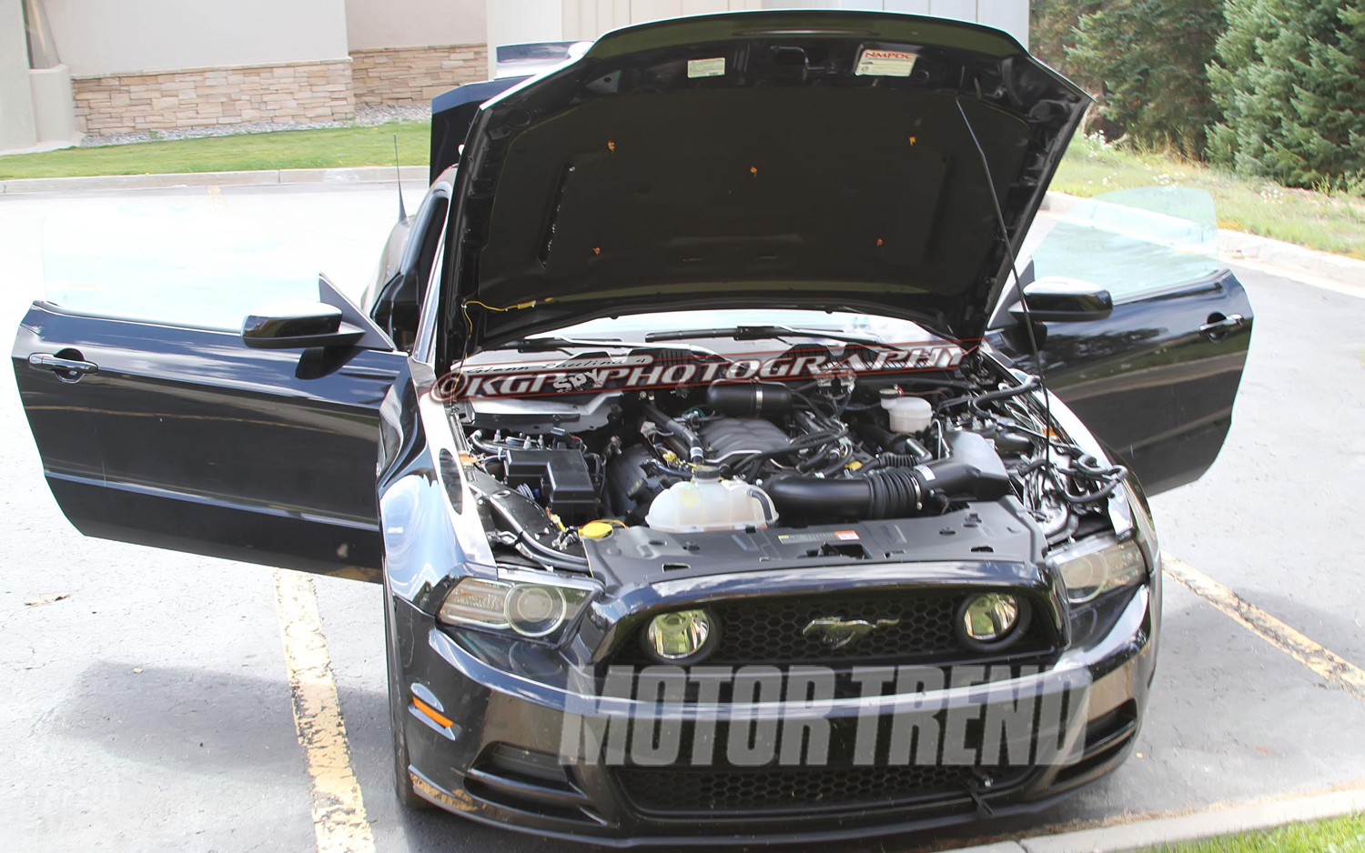 2015 ford mustang spec