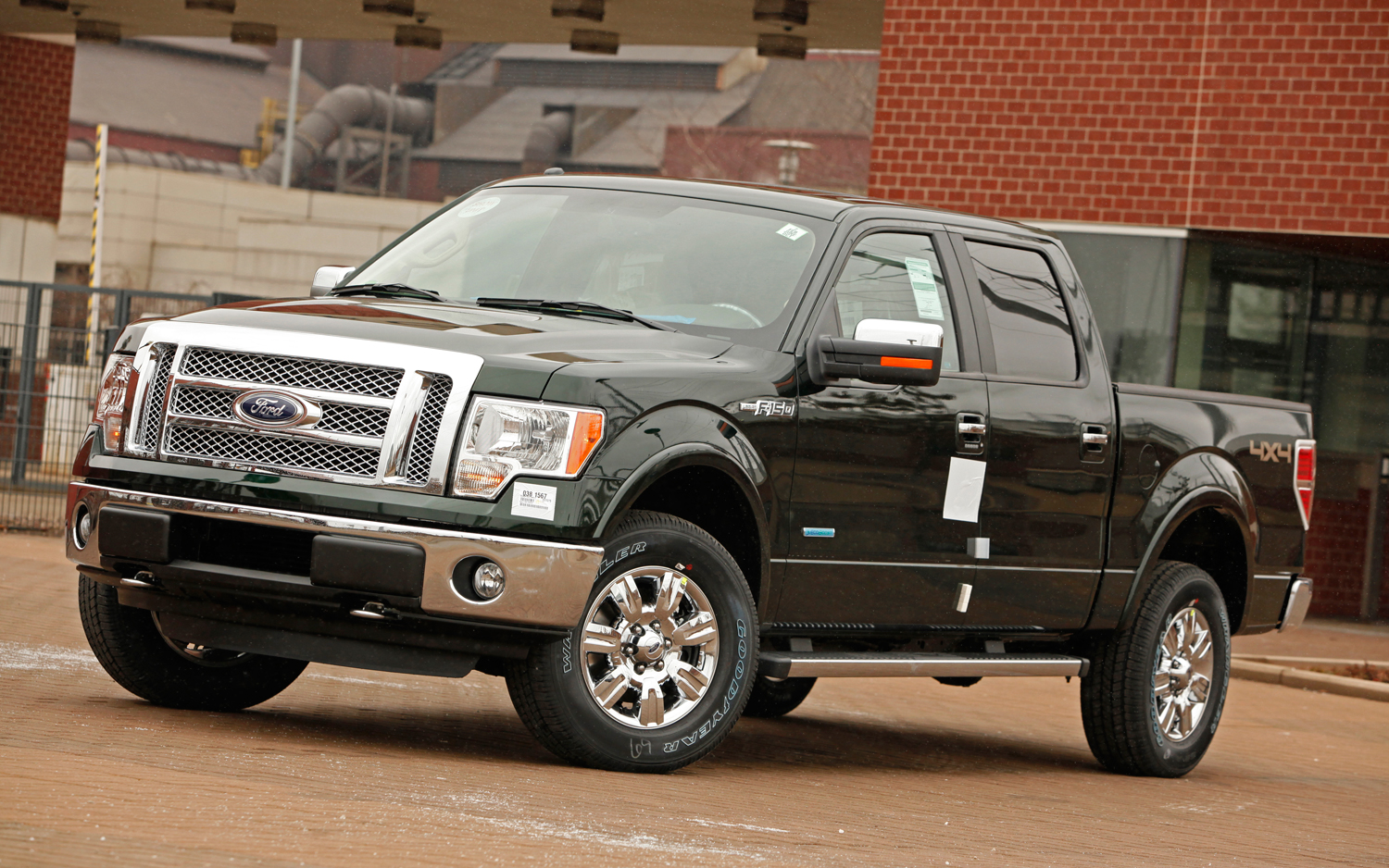 2012 ford f 150 fx4 ecoboost review