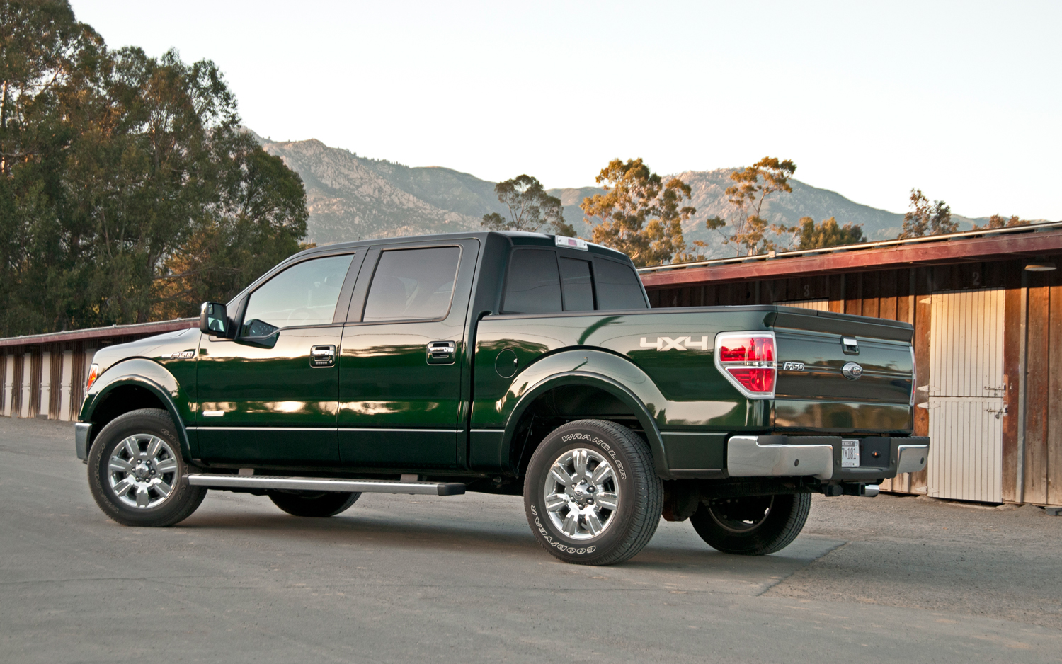 2012 Ford F-150 Lariat 4x4 EcoBoost Long-Term Update 1