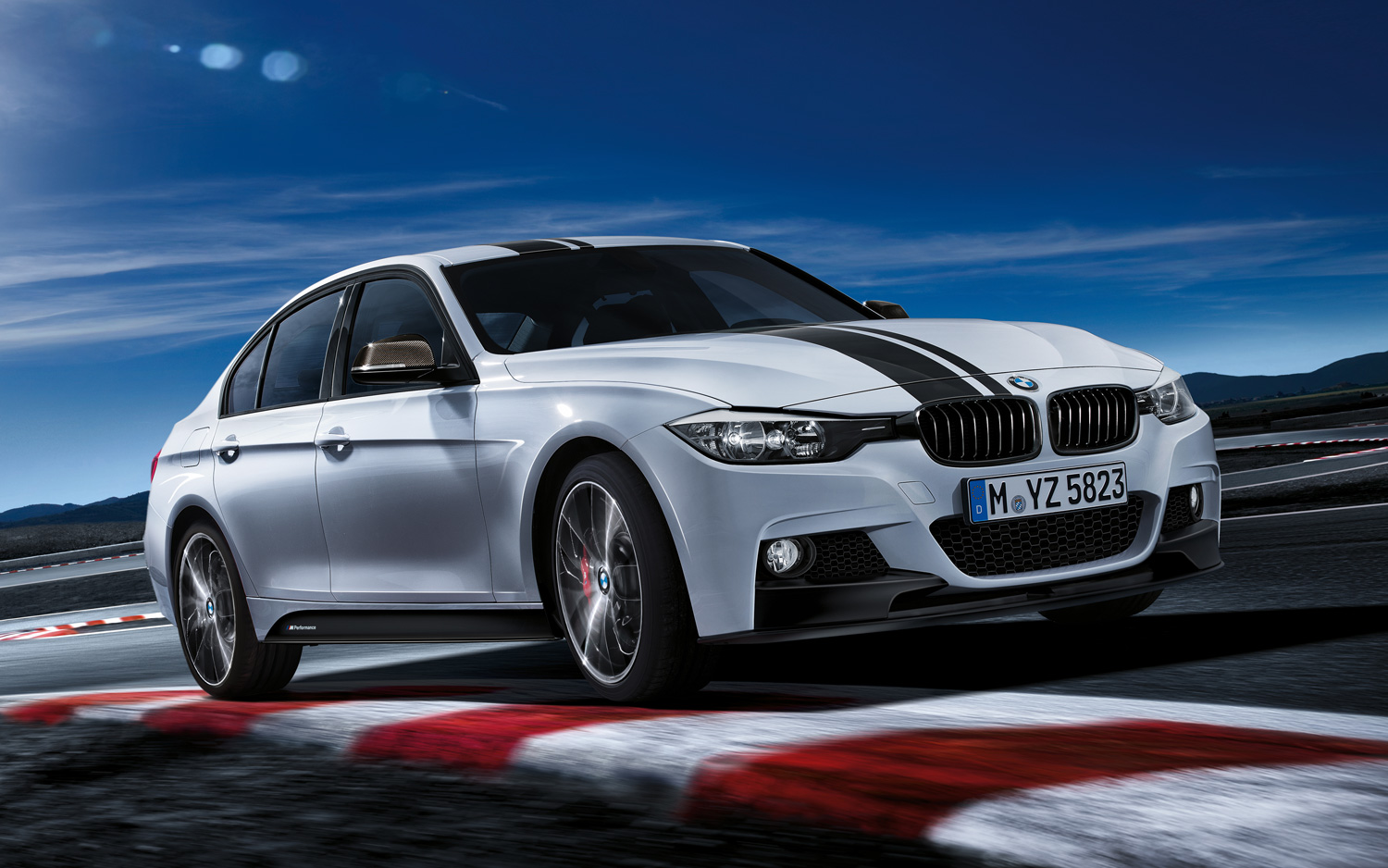 Bmw Announces New M Performance Parts For 3 5 Series Motortrend