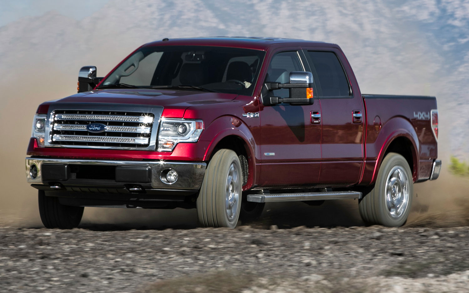 2013 motor trend truck of the year contender ford f 150 ecoboost supercrew