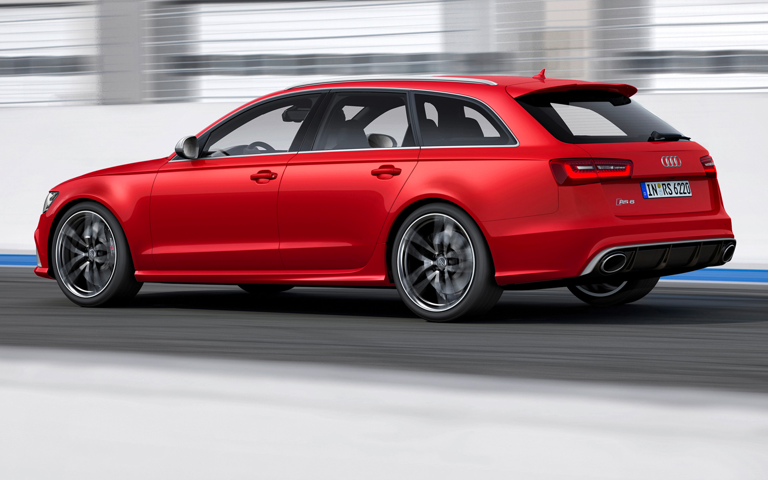 552-HP 2014 Audi RS6 Officially Revealed, Still Not Coming Here ...