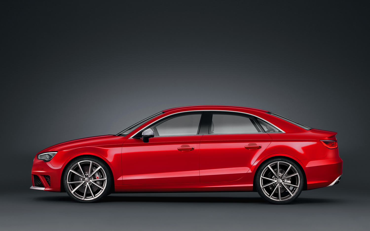 Audi's New Small Sedan: Will there be an RS3?