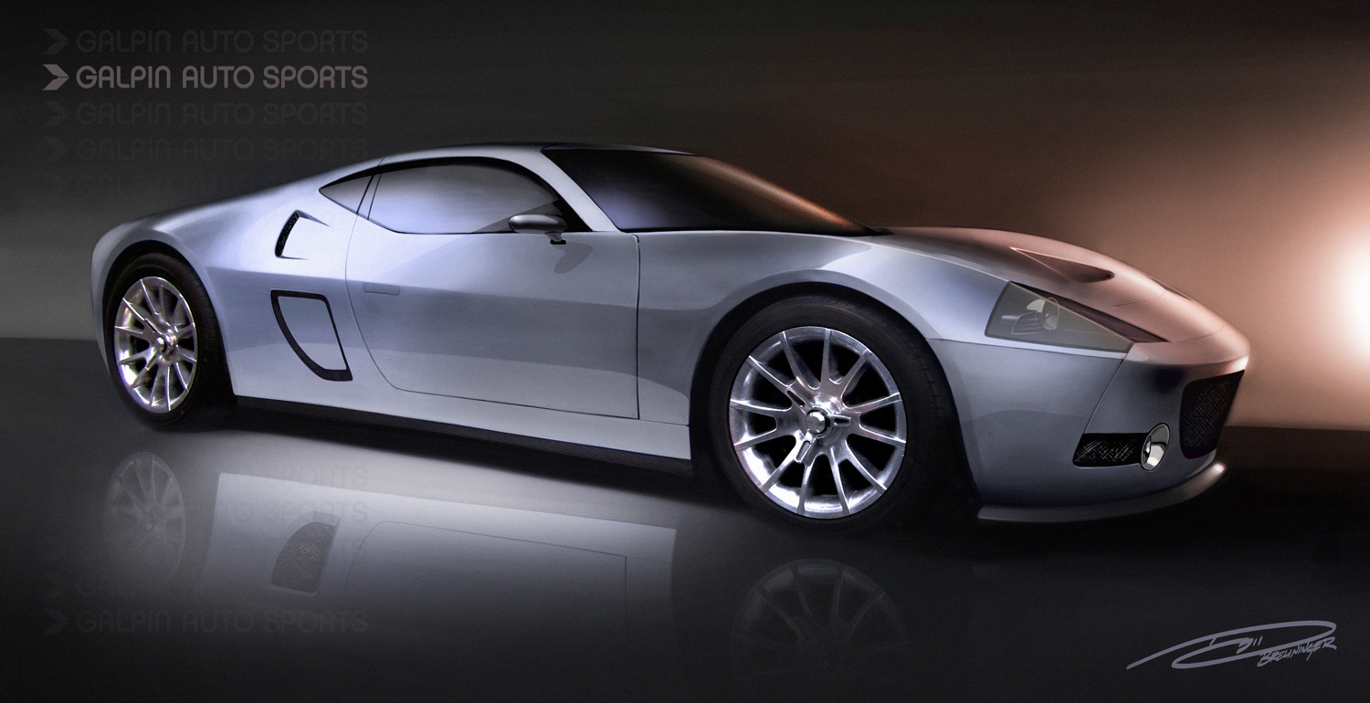 Your Move Ford Galpin Auto Sports To Build  Hp Ford Gt Successor