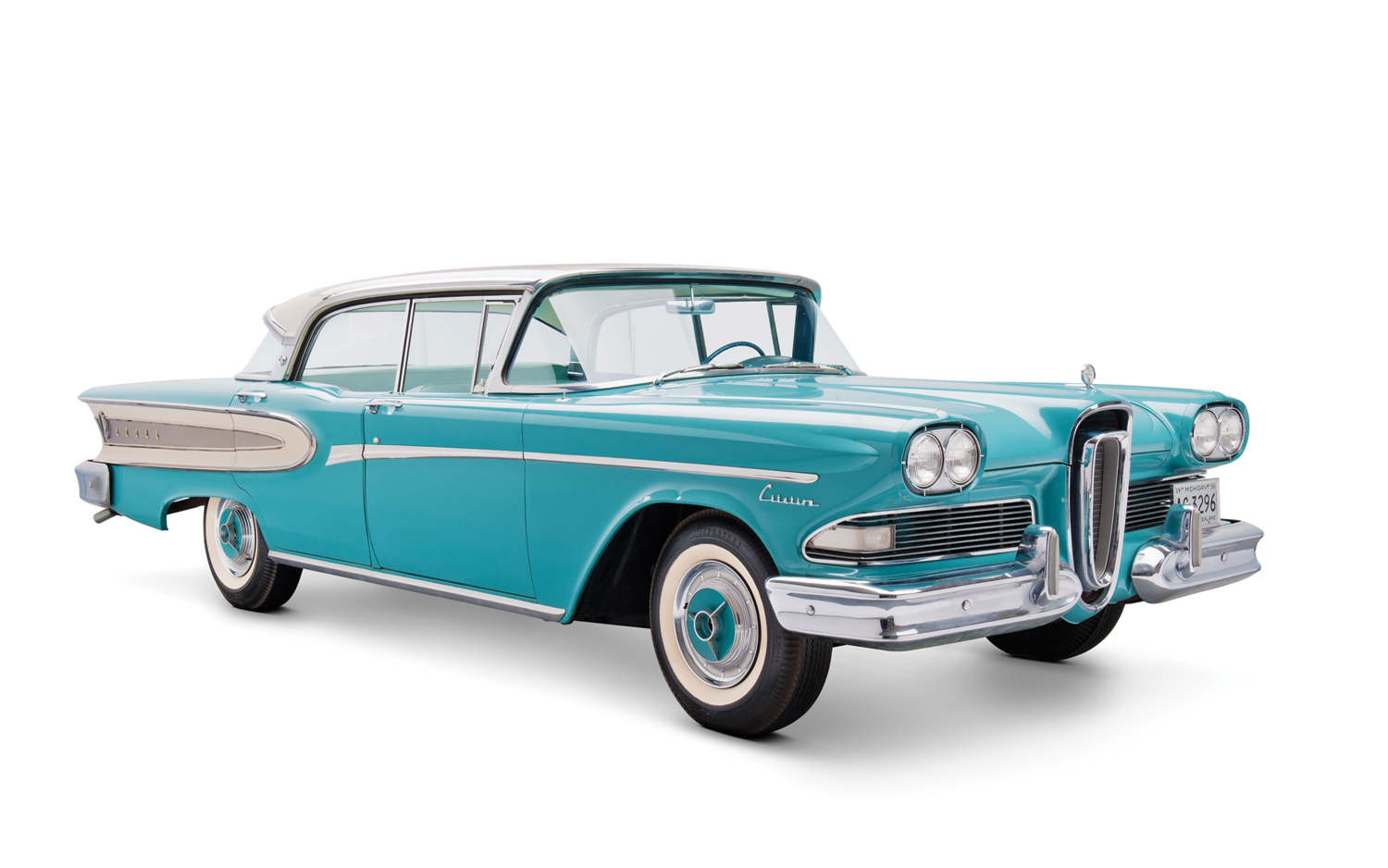Affordable Classic: 1958 Edsel Full Lineup - Motor Trend