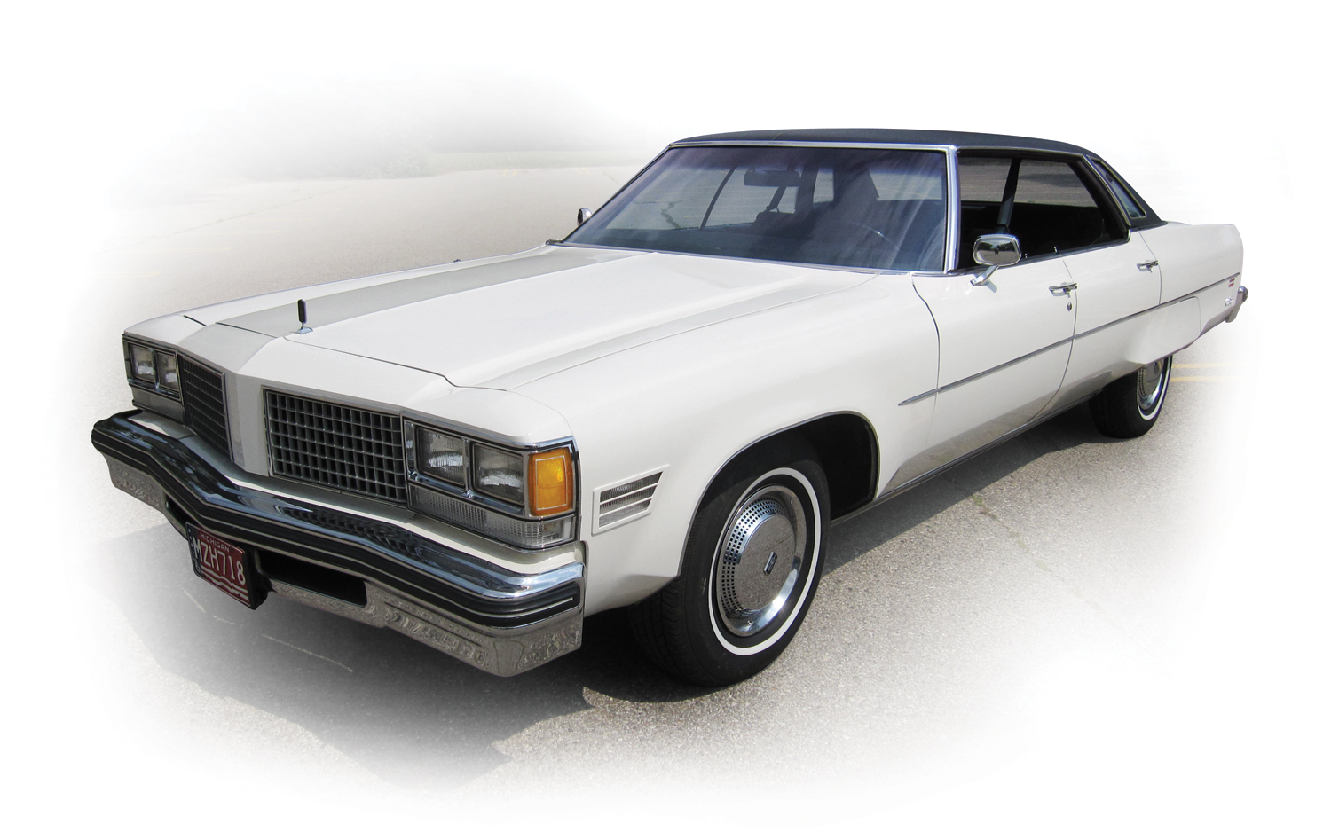 Affordable Classic: 1976 Oldsmobile 98 Regency