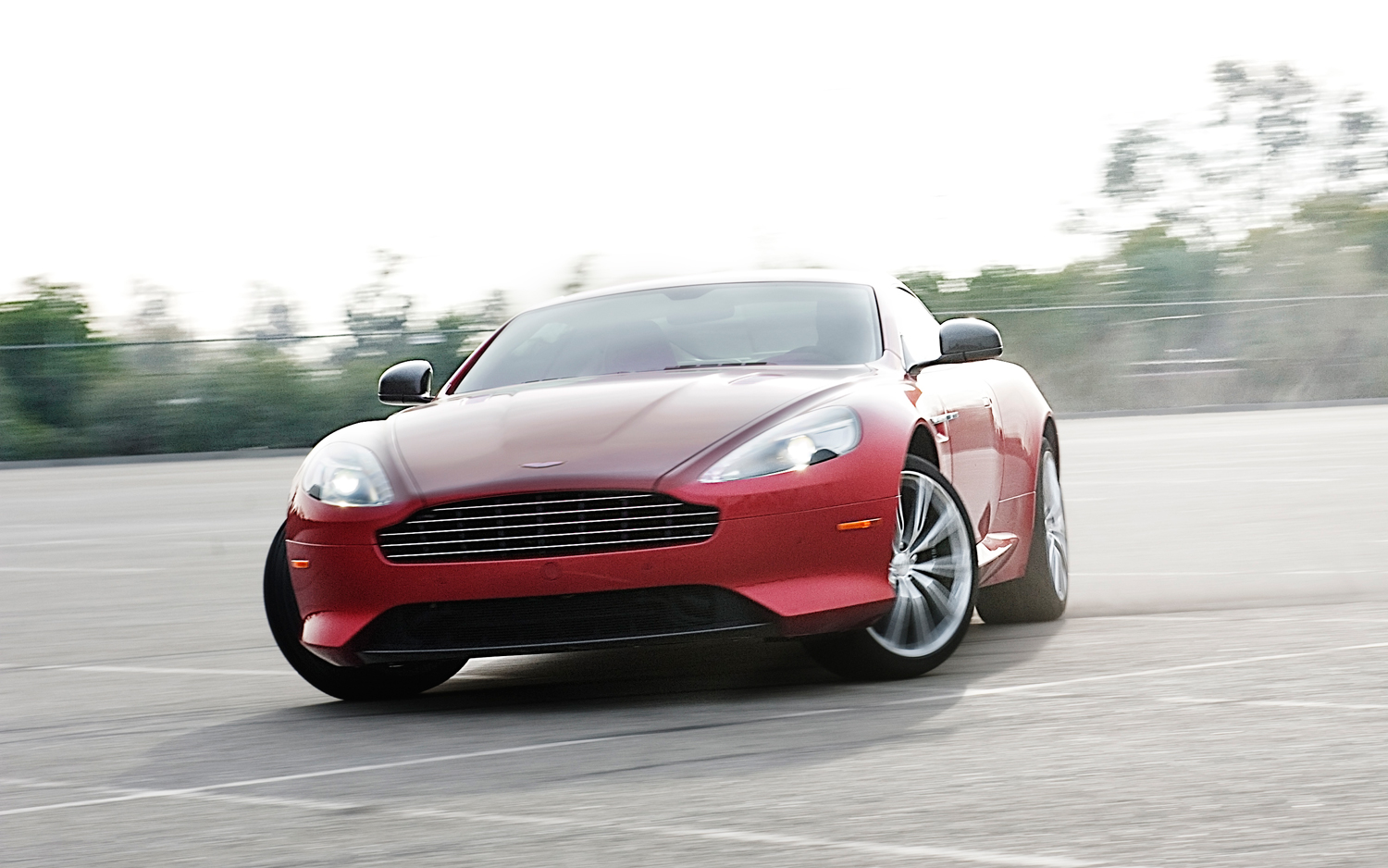 2013 aston martin db9 first test - motortrend