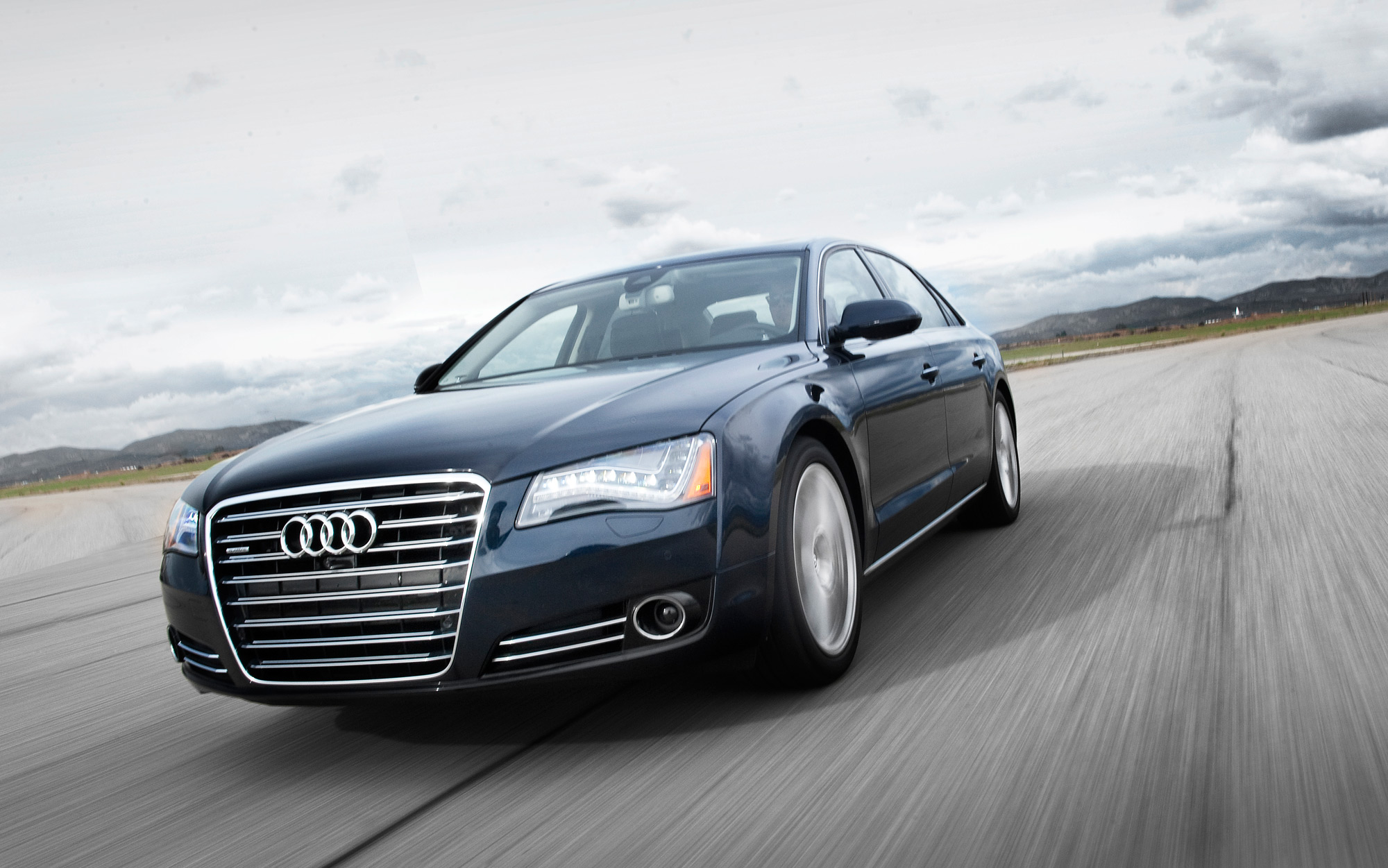 2013 Audi A8 L 4 0 First Test Motortrend