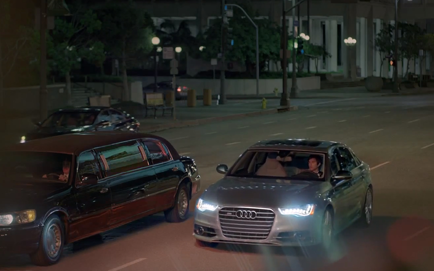 video find: audi's super bowl xlvii ad takes us to prom - motortrend