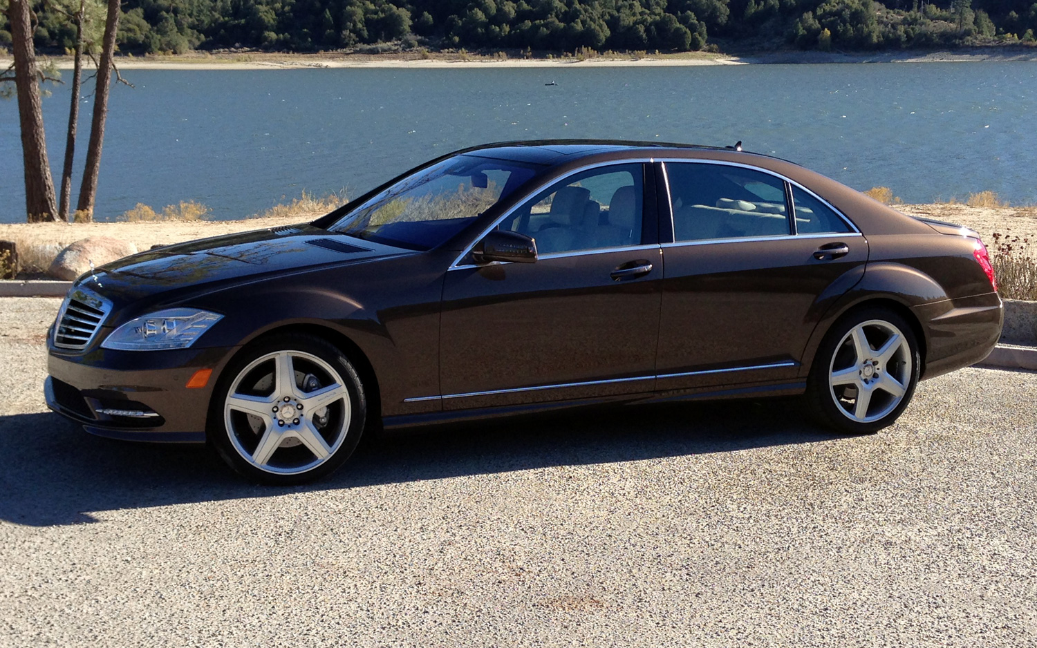2013 s550 review