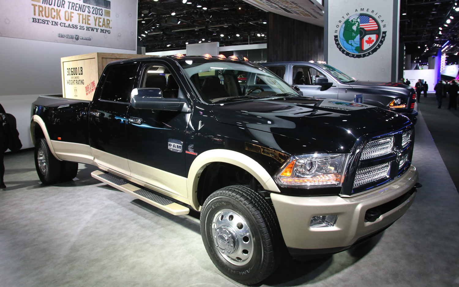 2013 Ram 3500 Hd Truck To Chevrolet Ford Ours Is More Capable
