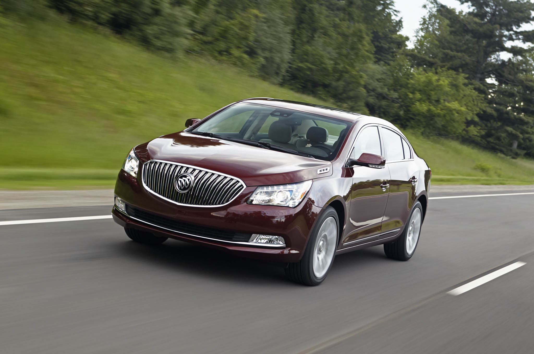 2014 Buick Lacrosse V 6 First Test Motortrend