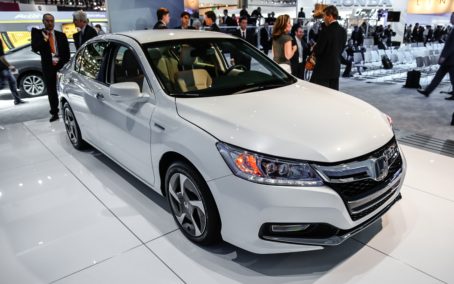 2014 Honda Accord Plug In Hybrid Now On Sale In California, New York