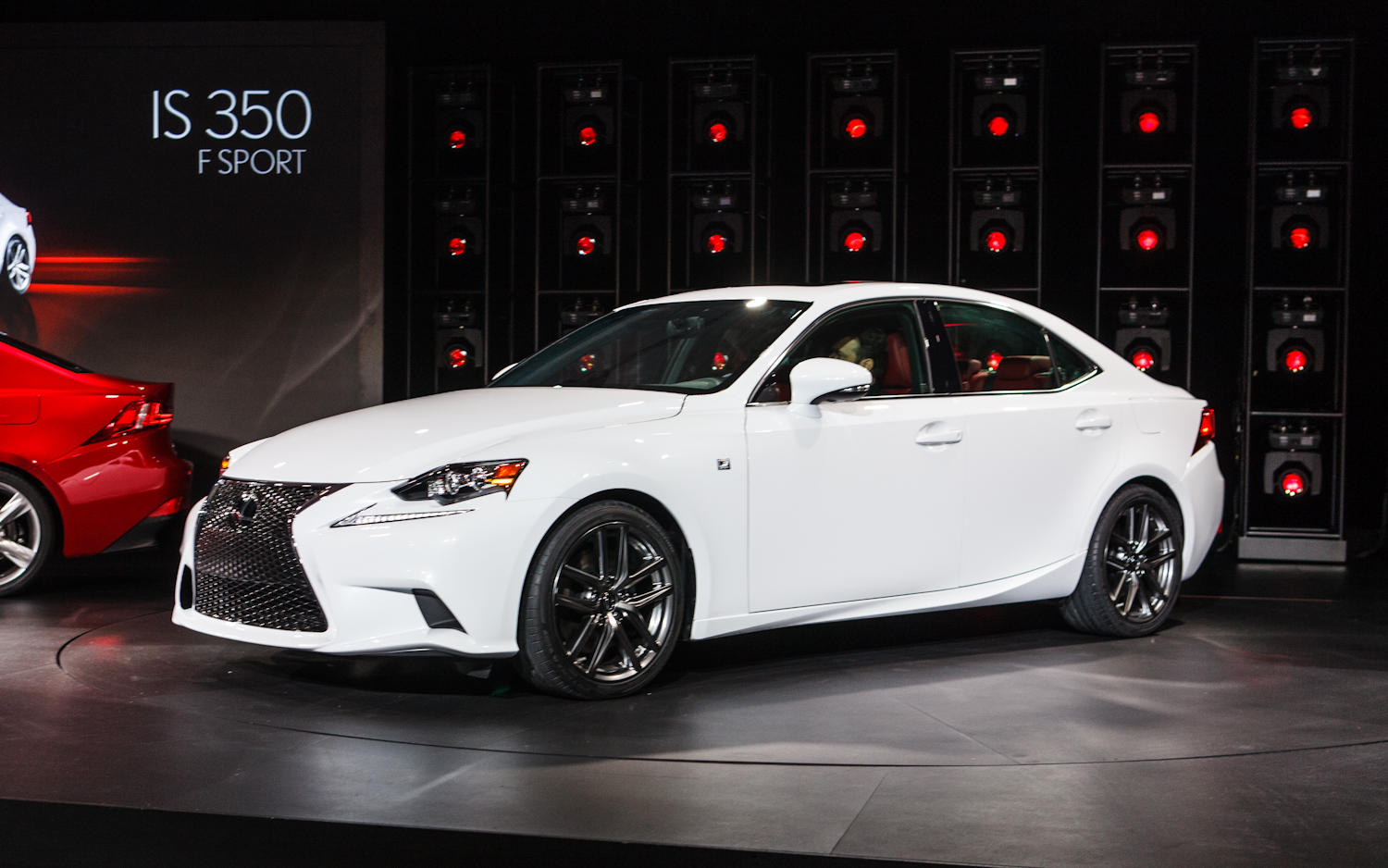2014 Lexus IS First Look - Motor Trend